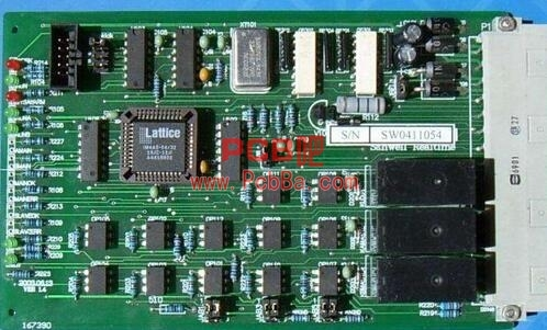现在的pcb电路板越做越高级上面的二极管三极管有些不注意根本看不到.